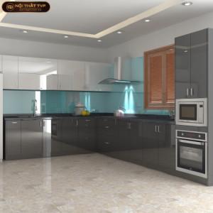 Các loại tủ bếp thường dùng hiện nay