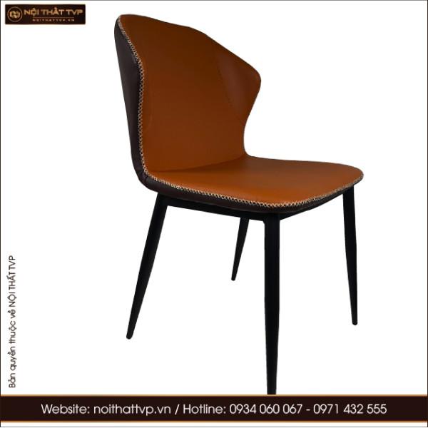 Ghế ăn Vaz Chair WC129 màu cam