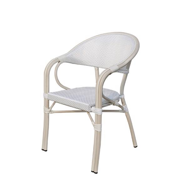 Ghế Sân Vườn, ghế ngoài trời, ghế cafe Nhập Khẩu Có Tay TVP-SV05
