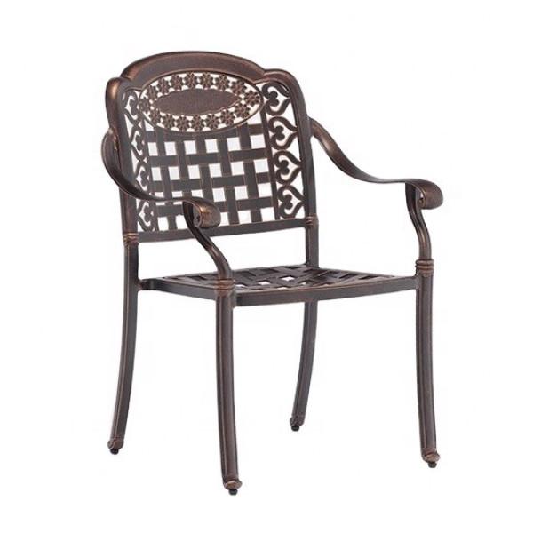 Ghế Sân Vườn, ghế ngoài trời, ghế cafe Nhập Khẩu Có Tay TVP-SV08