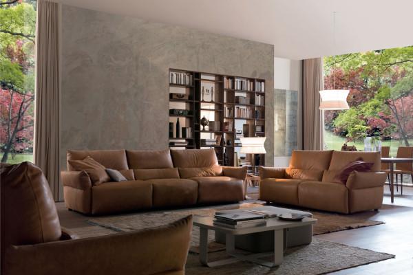 Cách chọn vị trí đặt sofa