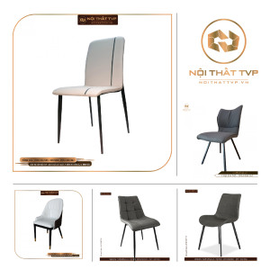 Top những mẫu ghế ăn được ưa chuộng tại nội thất TVP