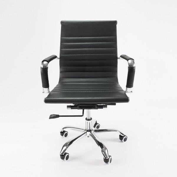Ghế  da xoay lưng thấp TVP-VPX1