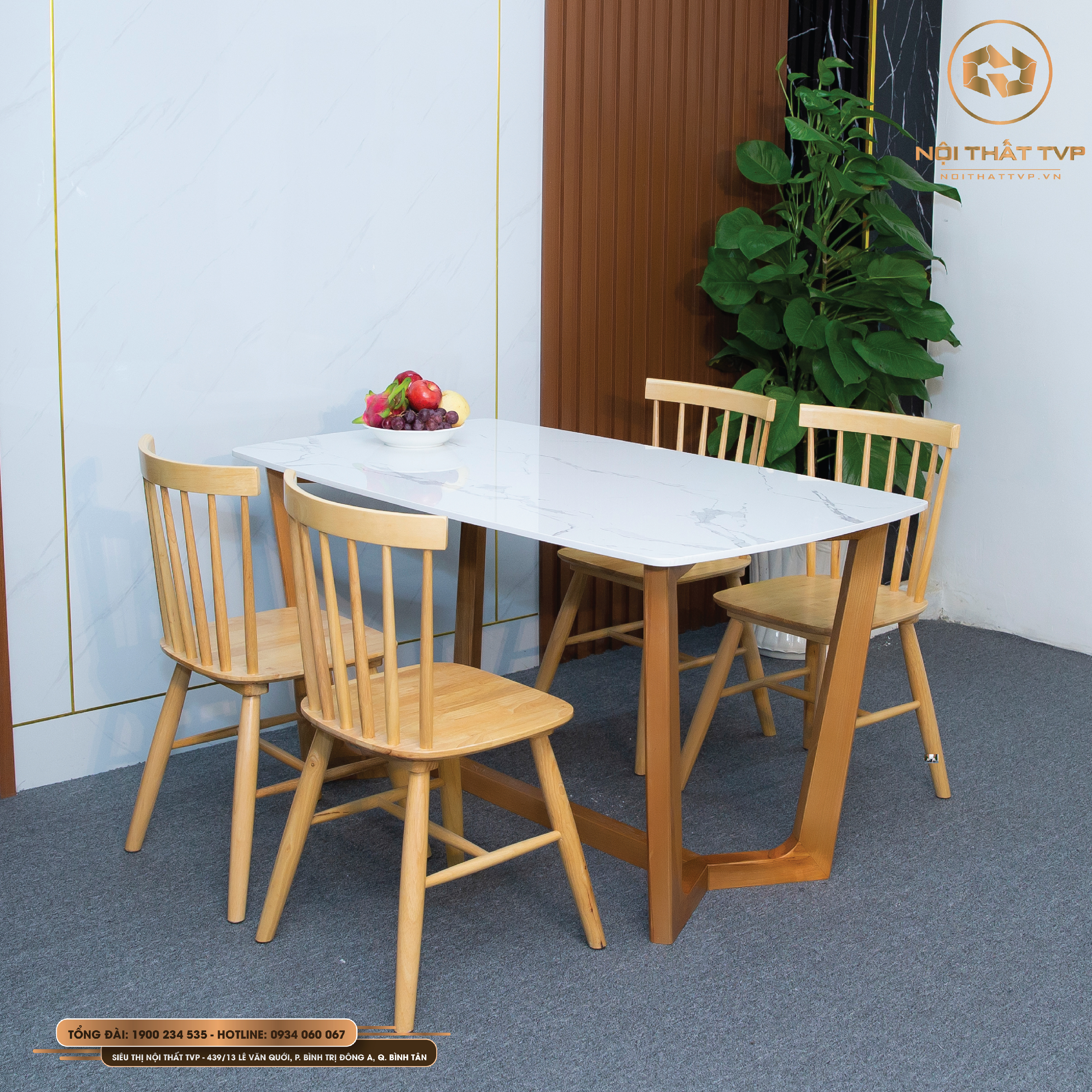 Thiết kế đon giản phù hợp không gian hạn chế